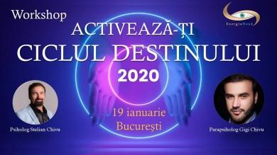 Activeaza-ti Ciclul Destinului 2020
