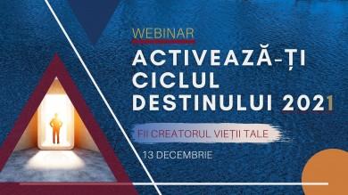 Activeaza-ti ciclul destinului 2021 - cu Stelian Chivu si Gigi Chivu