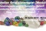 Vedeti detalii pentru Atelier Cristaloterapie - Modul 2