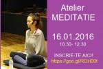 Vedeti detalii pentru Atelier de Meditatie