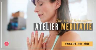 Atelier Meditatie