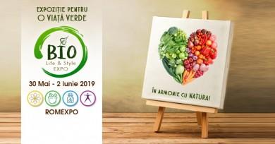 Bio life & style expo – expozitia pentru o viata verde