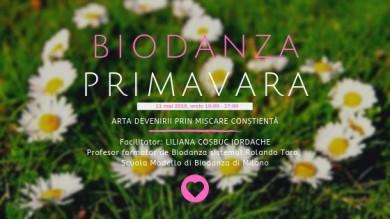 Biodanza - Primavara