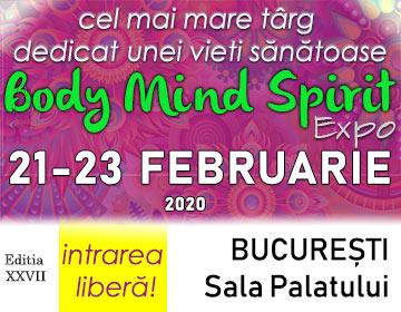 Body Mind Spirit Expo- evenimentul dedicat sitului de viata sanatos