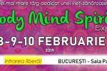 Vedeti detalii pentru Body Mind Spirit Expo 8, 9, 10 februarie la Sala Palatului