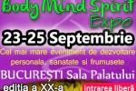 See Body Mind Spirit Expo XX - Editie Aniversara 23-25 Septembrie, Sala Palatului. details