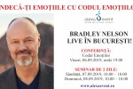 See Bradley Nelson Live in Bucuresti! Vindeca-Ti Emotiile details