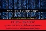 Vedeti detalii pentru Brasov: Codurile Vindecarii - curs.