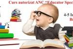 See Brasov. Curs Educator Specializat – acreditat ANC details