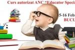 Vedeti detalii pentru Bucuresti. Curs Educator Specializat – acreditat ANC