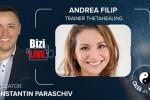 Vedeti detalii pentru Calea de Mijloc cu Andrea Filip | Trainer ThetaHealing