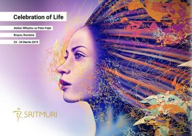 Celebration of Life - atelier 5Rhythms Brasov cu Péter Fejér
