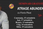 Vedeti detalii pentru Cluj: Seminar gratuit – Atrage Abundenta in Viata Ta!