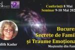 See Conferinta Bucuresti. Secrete de Familie si Traume Emotionale details