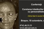 Vedeti detalii pentru Conferinta - Corelarea trasaturilor faciale cu personalitatea
