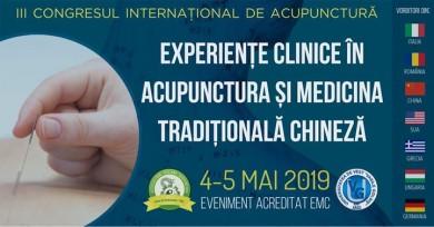 Conferinta Internationala de Acupunctura