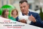 Vedeti detalii pentru Conferinta Online cu Anatol Basarab: Virusii Emotionali