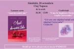 Vedeti detalii pentru Conferinta si Lansare carte cu Anatol Basarab Cluj
