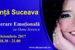 Vedeti detalii pentru Conferinta Suceava:Tehnicile Eliberare Emotionala cu Oana Sorescu