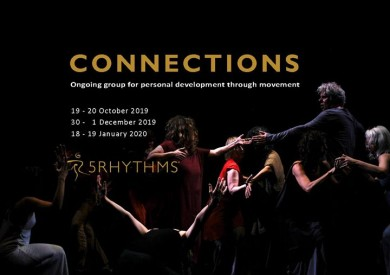 Connections - Ongoing 5Rhythms group with Ron Hagendoorn NL/OL