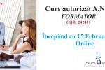 See Curs autorizat - formator - online details