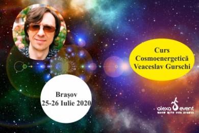 Curs Brasov Cosmoenergetica cu Veaceslav Gurschi
