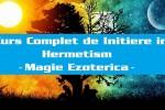 See Curs Complet de Initiere in Magie Ezoterica - Hermetism details