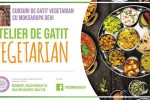 See Curs de gatit vegetarian alaturi de Moksarupa Devi details