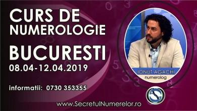 Curs de Numerologie - Bucuresti