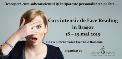 Curs intensiv de Face Reading in Brasov – corelarea trasaturilor faciale cu