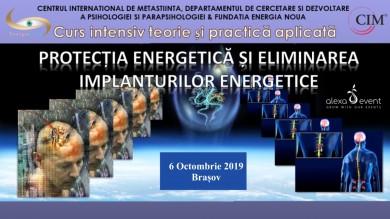 Curs Intensiv: Eliminarea Implanturilor Energetice