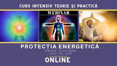 Curs Intensiv Protectia Energetica cu Stelian Chivu si Gigi Chivu