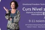 See Curs Oana Sorescu de EFT nivel 1-2 acreditat international ARAD details