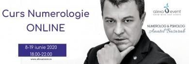 Curs Online - Numerologie cu Anatol Basarab