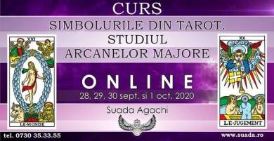 Curs Online - Simbolurile din Tarot. Studiul Arcanelor Majore