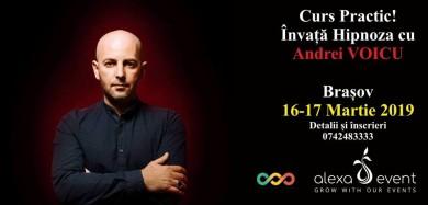 Curs practic de Hipnoza cu Andrei Voicu 2019