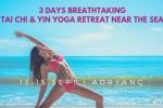 Vedeti detalii pentru 3 Days Breathtaking Tai Chi & Yin Yoga Retreat near the Sea