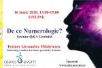 See De ce Numerologie? Sesiune Q&A Gratuita details