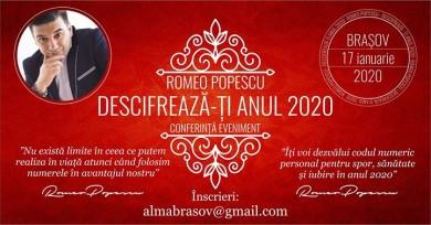 Descifreaza-ti Anul 2020 - conferinta Brasov.