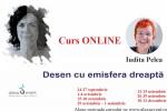 Vedeti detalii pentru Desen cu emisfera dreapta - curs online