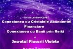 Vedeti detalii pentru Dublu Eveniment - Lansare Carte si Secretul Flacarii Violete