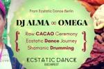 Vedeti detalii pentru Ecstatic Dance Cacao Ceremony / A Heart-Opening Journey