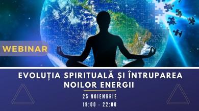Evolutia Spirituala si Intruparea Noilor Energii cu Gigi Chivu