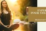 Vedeti detalii pentru Experience inner stillness-meditation& yoga retreat