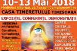 Vedeti detalii pentru EzotericFest Timisoara 10 -13 Mai 2018 ed.XX Casa Tineretului � Conferinte