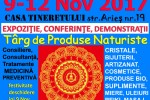 Vedeti detalii pentru EzotericFest Timisoara 9 -12 Nov 2017 Casa Tineretului - Alternative Spirituale