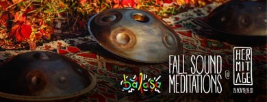 Fall Sound Meditation // Balasa // 26 Nov