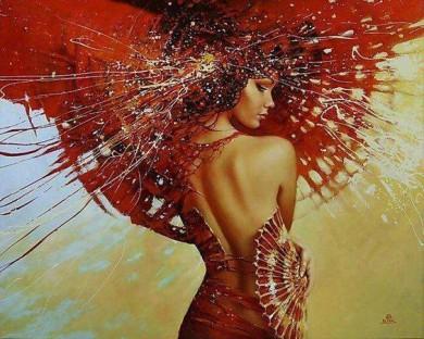 Feminine Sacred Dance