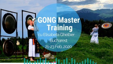 Gong master training- bucuresti