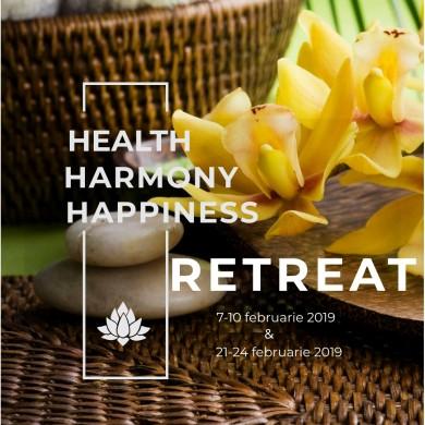 Health.happiness.harmony retreat